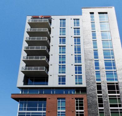 Van Allen Apartments - Advanced Exterior Systems